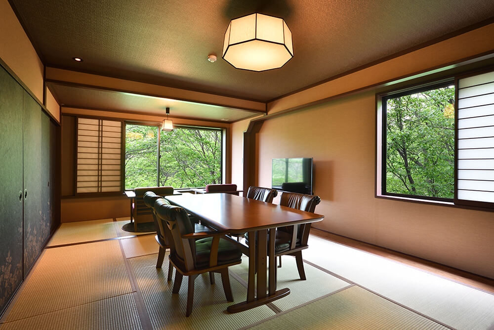 貴賓室〈藪柑子 201〉メイン画像